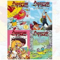 Ryan North Adventure Time Collection Volumes 4 to 7 4 Books Set Pack, Brand NEW