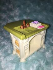 Fisher Price Loving Family Dollhouse KITCHEN SINK ISLAND ~ Premium ~ RARE!