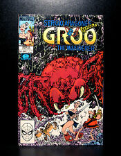 COMICS: Marvel: Epic: Groo the Wanderer #52 (1980s)  - RARE (batman/figure)