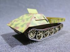Mi0979 1/35 PRO BUILT Resin New Connection German RSO w/armored cab & widened c
