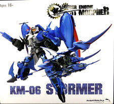 Transformers Mastermind Creations Knight Morpher Stormer Thundercracker