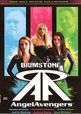 ANGEL AVENGERS: BRIMSTONE DVD HEATHER BRINKLEY, JOEL D. WYNKOOP Female Fights!