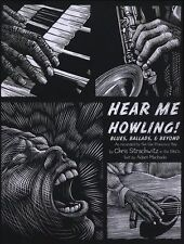 Hear Me Howling! Blues, Ballads & Beyond by Various Artists (CD, 2010, 4...