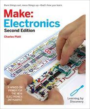 Make: Electronics: Learning Through Discovery (Paperback), Platt,. 9781680450262