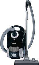 Miele Compact C1 Canister Vacuum Cleaner Lightweight Powerline Black