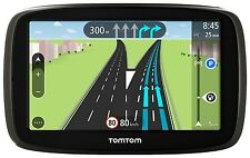 TomTom Start 50 Zentral Europa Traffic XXL CE Navi FREE Lifetime Maps Tap&Go WOW