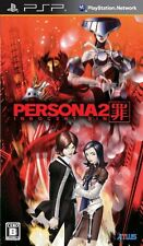 Used PSP Persona 2: Tsumi (Innocent Sin) Japan Import ((Free shipping))、