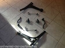 FORD GALAXY 95-06  2 WISHBONES SUSPENSION ARMS W/JOINTS+2 TRACK RODS AND 2 LINKS