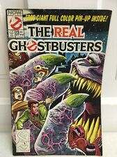 The Real Ghostbusters Comic Book NOW Comics dated Nov 15 1989 REAL GHOST BUSTERS