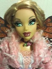 """Barbie My Scene Masquerade Madness Doll- Blonde Hair Blue Eyes 12"""" Butterfly EUC"""