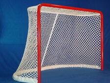 "2"" Tournament Style Hockey Goal / Net 6x4' USA made ArizonaSportsEquipment"