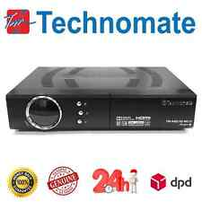 Technomate TM-5402 HD M3 Full HD 1080p DVB-S2 Satellite Receiver LAN USB PVR NEW