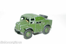DINKY TOYS 688 FIELD ARTILLERY TRACTOR ARMY GOOD