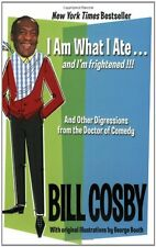 BILL COSBY___ JE SUIS WHAT I ATE . ___ NOUVELLE MARQUE ___ FREEPOST UK