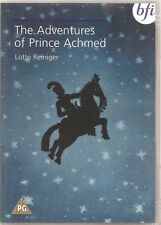 The Adventures Of Prince Achmed (DVD 2001)