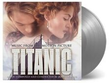 TITANIC - OST - 2LP / Silver Vinyl - James Horner - Limited Numbered 500 / Dior