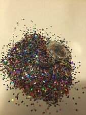 Beautiful Glitter Mix for Nail Art Crystal Shapes For Acrylic / Gel Application