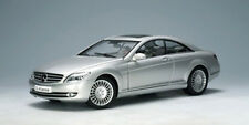 1:18 AutoArt - Mercedes-Benz CL-Klasse Coupe - Silver NEW IN BOX