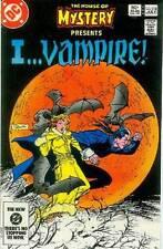 House of Mystery # 318 (I, Vampire) (USA, 1983)