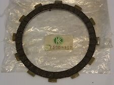 NOS HONDA 7500-107 K&K CYCLE CLUTCH DISC XL600 GB500 REPLACES 22201-MK2-000