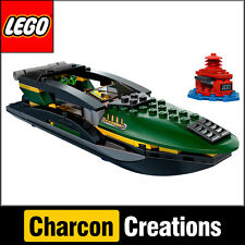 LEGO Super Heroes Speedboat and Buoy (NO minifigs) - Split from set 76006 (NEW)