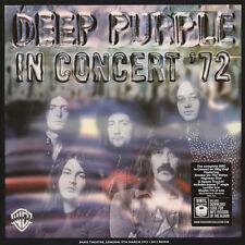 Deep Purple - In Concert 72 (Vinyl 2LP - 2012 - UK - Reissue)