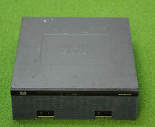CISCO3925E/K9 Integrated Services Router W/ C3900-SPE200/K9 - 1 YEAR WARRANTY