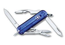 0.6365.T2 VICTORINOX SWISS ARMY POCKET KNIFE CLASSIC MANAGER BLUE RUBY 0.6365.T