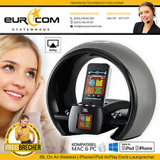 JBL On Air wireless iPhone 4 3G 3GS iPod Docking AirPlay Lautsprecher Drahtlos