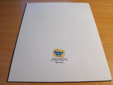 FAMILY GUY SEASON 2 UNCUT SHEET OF GRIFFIN FAMILY TREE 61/199