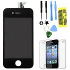 Replacement LCD Touch Screen Digitizer Glass Assembly OEM for iPhone 4S Black