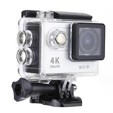 4K Ultra HD WATERPROOF WIFI SPORTS ACTION GO VIDEO CAMERA PRO ACTIVITY BLACK