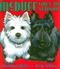 McDuff Goes to School-ExLibrary