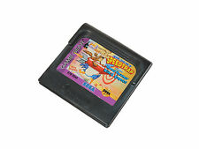 DESERT SPEEDTRAP Sega Game Gear videogame cart cartridge speed trap