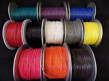18 GAUGE GPT WIRE 11 COLORS 10 FT EA PRIMARY AWG STRANDED 100% OFC COPPER