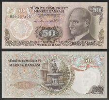 TURCHIA / TURKEY - 50 Lira  L.1970 (1976) Pick 188 UNC-