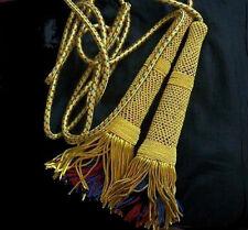 UK Diplomat Order Michael George Saint Knight Cape Uniform Ceremony Robe Tassels