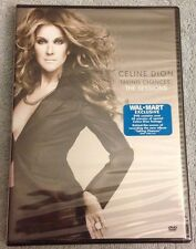 CELINE DION Taking Chances: The Sessions (DVD 2007) Brand New and Sealed