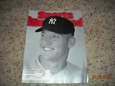 SPORT ILLUSTRATED AUGUST 21, 1995 [MICKEY MANTLE]