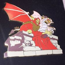 Disney Pin Le 100 Black Cauldron Horned King 25th Anniversary Htf Shopping