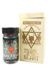 mad dog 357 Mark of the beast 6 million scoville pepper extract