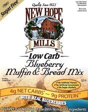 Una nuova speranza Mills SUGAR FREE MUFFIN E PANE MIX-MIRTILLO 227 g, basso (CARB)