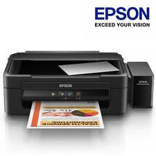 Genuine EPSON L220 Printer Ultra high Capacity ink Print Scan Copy Free Express