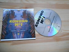 CD Ethno Konono No1 - Assume Crash Position (8 Song) Promo CRAMMED DISCS