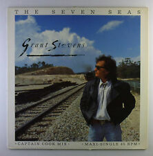 "12"" Maxi - Grant Stevens - The Seven Seas - L5747h - washed & cleaned"