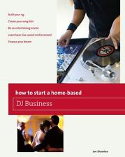 How to Start a Home-based DJ Business (Home-Based Business Series)-ExLibrary