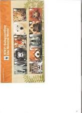 2011  ROYAL MAIL PRESENTATION PACK WORLD WILDLIFE FUND PACK 454