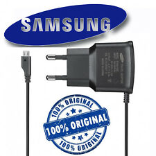 100% ORIGINAL Samsung Galaxy Micro USB Mobile Wall Charger Adapter ETA0U10IBE