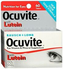 Ocuvite Multivitamin with Lutein Tablet 60ct