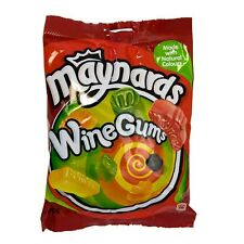 Maynards Wine Gums 190g Shipped around the world from UK. Cheap Canada Shipping